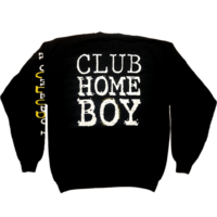 CLUB HOMEBOY LS TEE BLK