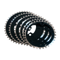 DRS RACING CHAINRING 5x 110