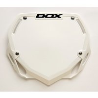 BOX TWO/ PHASE 1 LARGE PLATE [COLOUR: WHITE]