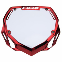BOX TWO/ PHASE 1 LARGE PLATE [COLOUR: RED CHROME]