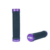 Answer Lock on Grip Black/Purple