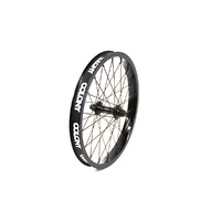 "Colony Pintour 18"" Front Wheel Black/Black"