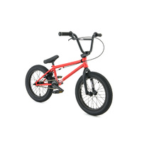 "Fly Neo 16"" RHD Flat Red Complete Bike"