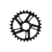 Mutiny Pentra22 Spline Sprocket Black