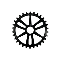 RELIC COUNTER SPROCKET BLACK 25T