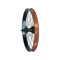 Federal Stance Motion Freecoaster Wheel With Guards And Butted Spokes