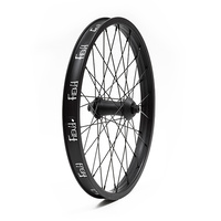 Fiend Cab Front Wheel - Inc Guards