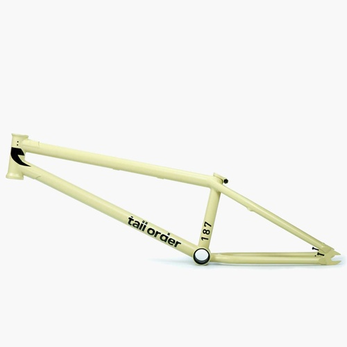 Tall Order 187 V2 Frame Black 20.8""
